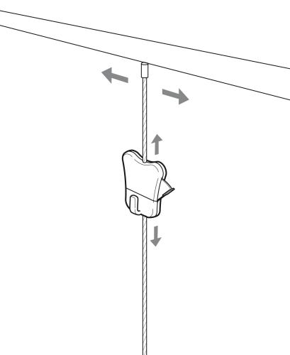 Sistemas para colgar cuadros stas rieles para cuadros - Sistemas colgar cuadros ...